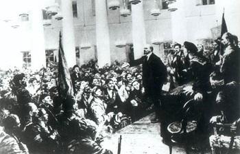 Cách mạng tháng 10 ở  Nga