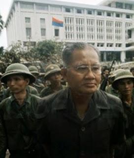 Dương văn Minh ngày 30 tháng 4