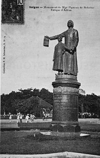 https://upload.wikimedia.org/wikipedia/commons/thumb/5/52/Saigon_statue_Pigneau.jpg/200px-Saigon_statue_Pigneau.jpg