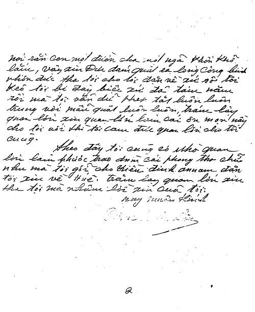 bức thư của vua thành thái gửi Toàn Quyền Đông Dương