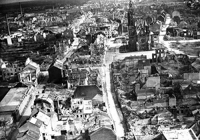 Mönchengladbach Germany after World War II
