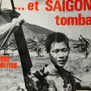Cuốn sách Và Sài Gòn sụp đổ của Paul Dreyfus