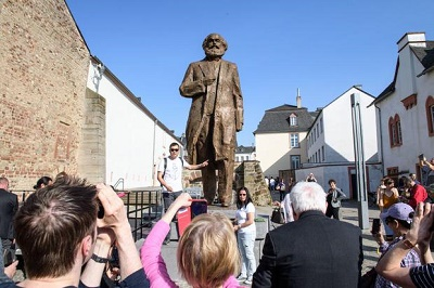https://www.cbsnews.com/news/karl-marx-trier-unveils-statue-200th-birth-anniversary-2018-05-05/