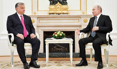 Nga và Hung gia Lợi giao thương