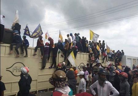 biểu tình ở Formosa ngày 2 Oct 2016