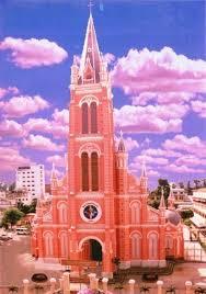 nhà thờ đẹp