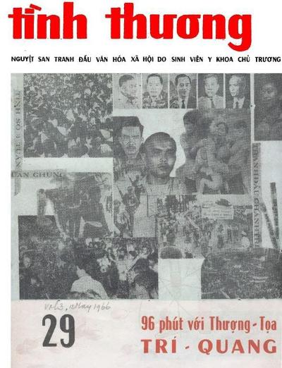 bìa báo SV Y Khoa