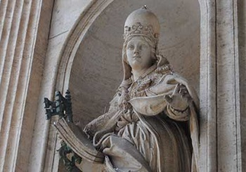 Pope Joan hay she pope