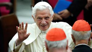 Đức Giáo Hoàng Benedict XVI sẽ trở thành vị giáo hoàng đầu tiên từ chức trong gần 600 năm khi anh bước vào ngày 28.