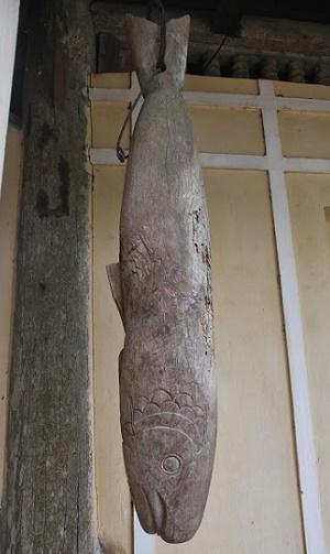 Cá gỗ
