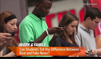 Youth and fake news